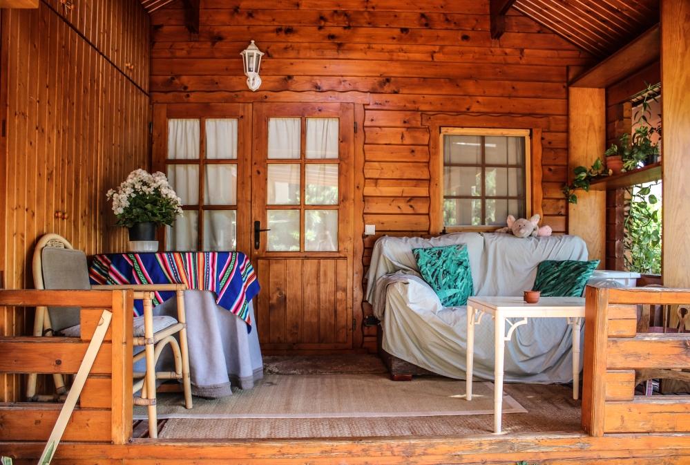 Na Majorce, mały domek dla gości. home swap, home exchange, Wymiana domów jak to działa