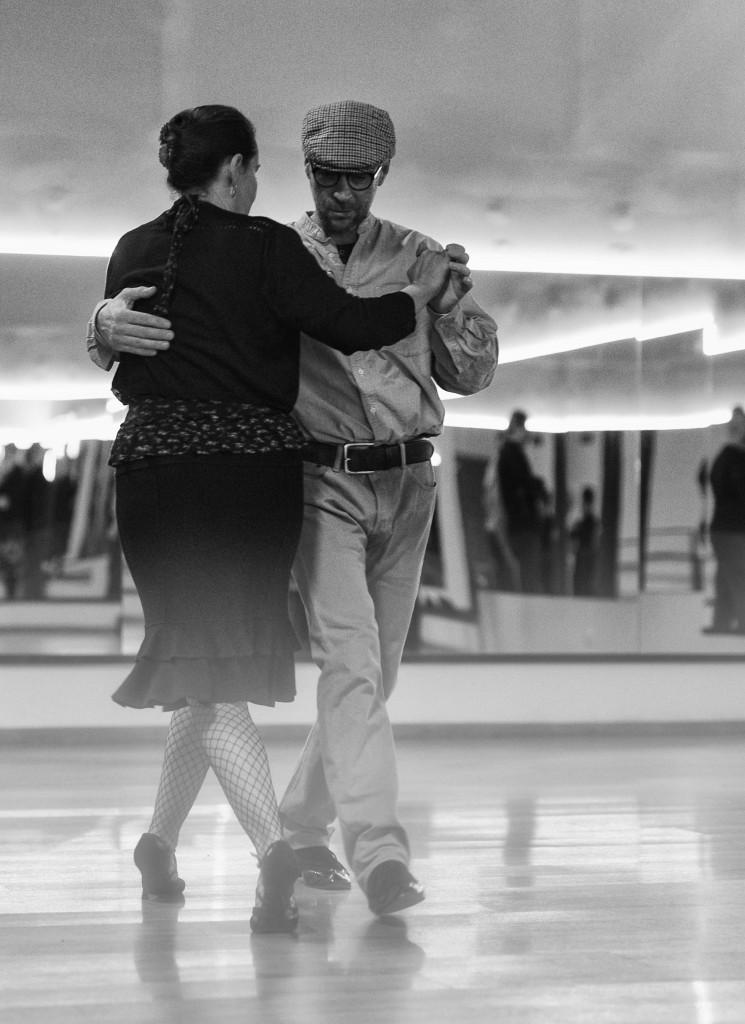 Taniec tango leczy stres depresję i traumę