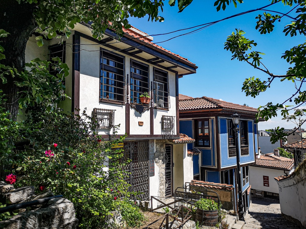 Plovdid Bułgaria co zobaczyć w Bułgarii  atrakcje  Pcham do Przodu