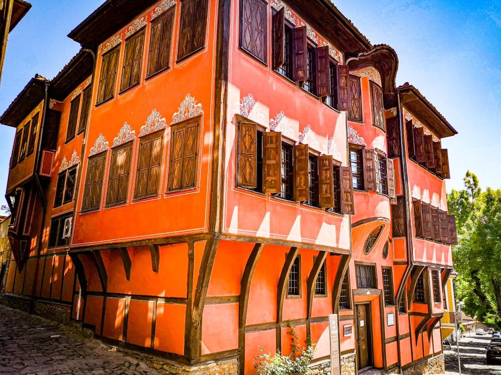 Płowdiw  plovdiv co zobaczyć w Bułgarii  atrakcje  Bułgaria  Pcham do Przodu