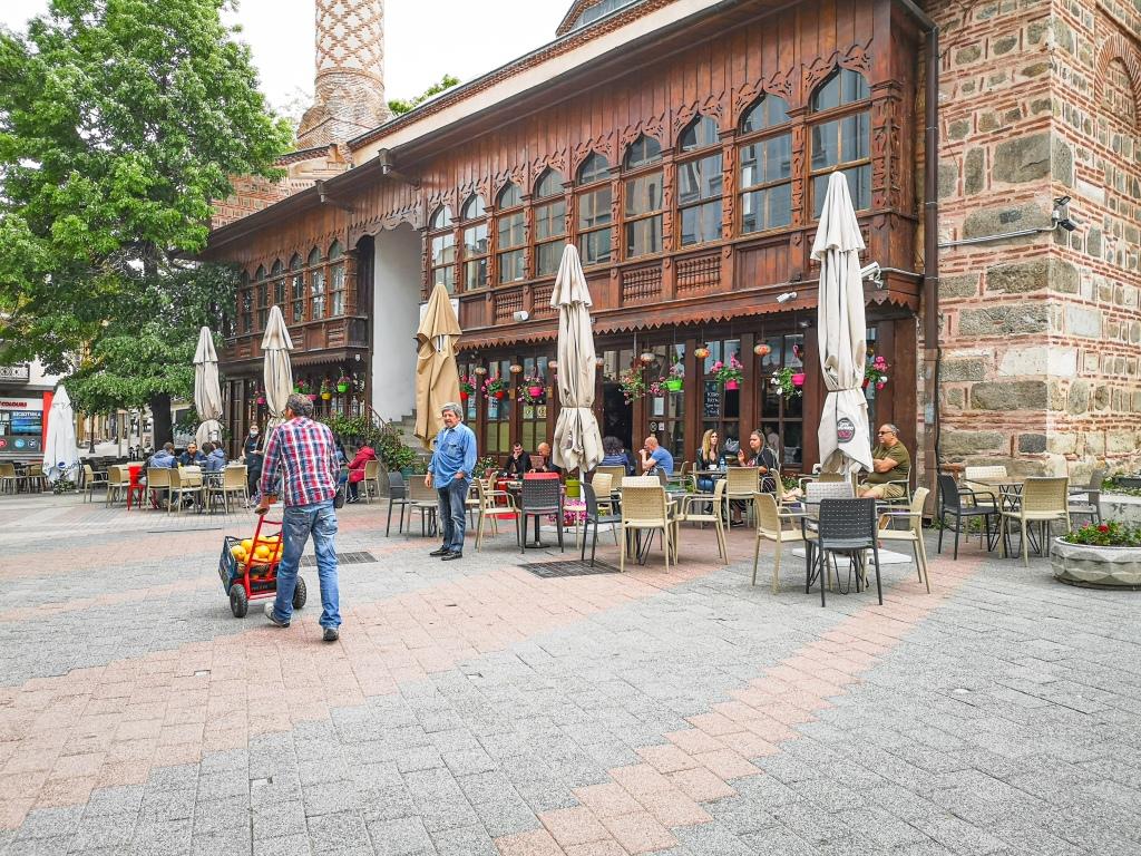 """Meczet """"Dzumaja"""" Plovdiv co zobaczyć w Bułgarii  atrakcje  Bułgaria  Pcham do Przodu  Płowdiw"""