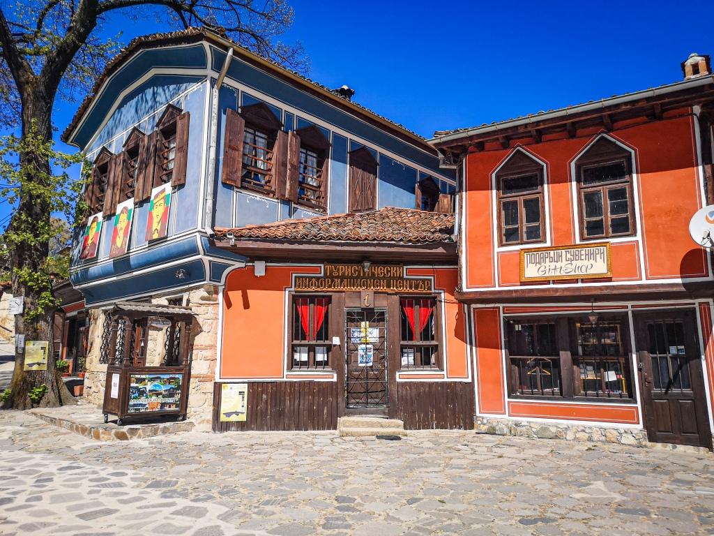 Kopriwsztica, Koprivshtitsa, co zobaczyć w Bułgarii  atrakcje  Bułgaria  Pcham do przodu