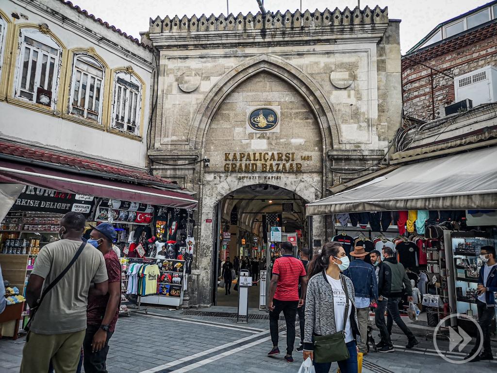 Turcja Stambuł Istanbul Turkey atrakcje co zobaczyć zwiedzać zwiedzanie  pcham do przodu co robić w Stambule  gdzie zaparkować  Grand Bazaar bazar