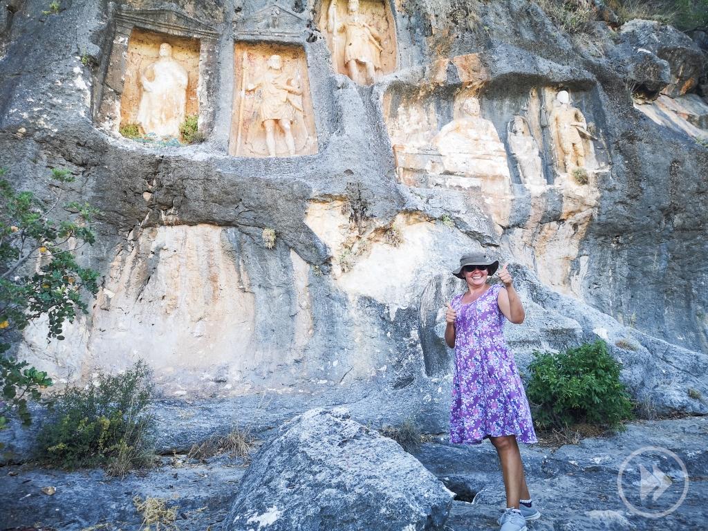 Turcja, atrakcje, co warto zobaczyć w Turcji, top 10 atrakcji, gdzie jechać, Adamkayar, Mersin, Men of Rock